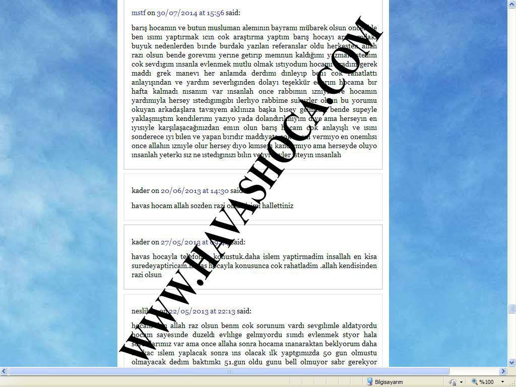 havas hoca yorumlar site1